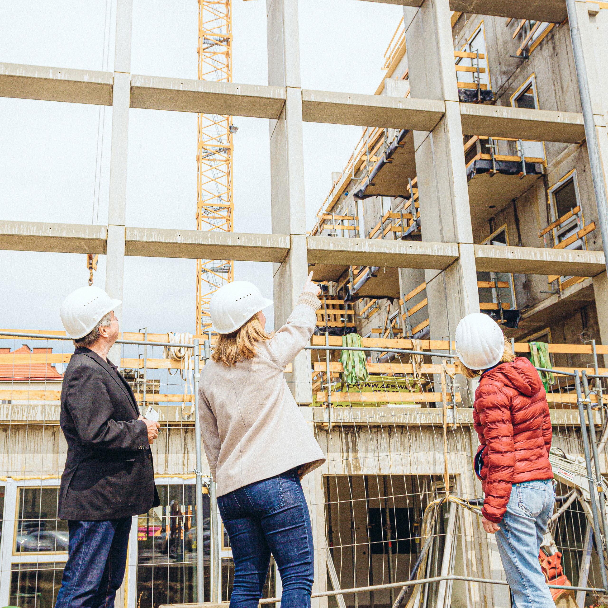 Das Kerngeschäft der BDN-Group liegt in der Projektentwicklung.